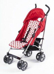 Babyway-Caspian-Stroller