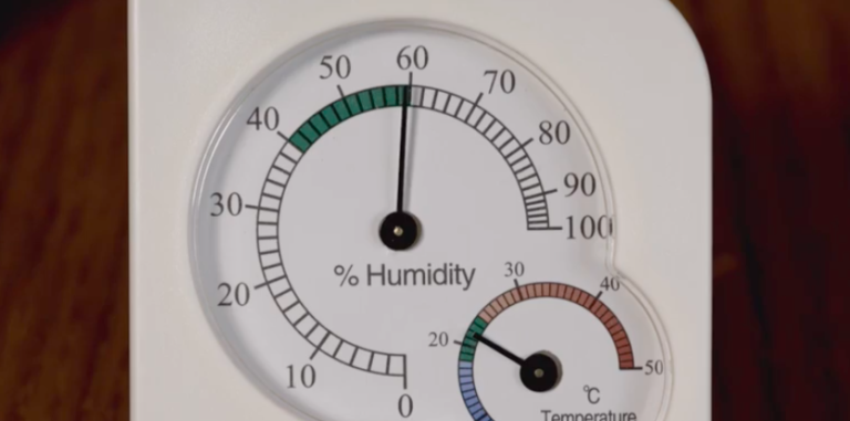 How to Measure Humidity in a Room