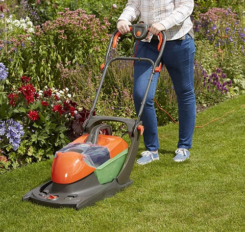 Flymo Glider Compact 330AX Lawnmower Review