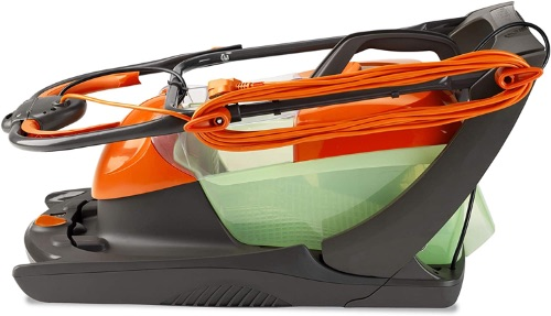 Flymo Glider Compact 330AX Lawnmower storage